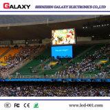 Pantalla delantera al aire libre fija Videowall P4/P6/P8/P10/P16 de la pantalla del mantenimiento LED para hacer publicidad de la muestra