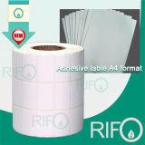 Spiritus-Beweis-Wasser-beständiges Thermal beschriftet synthetische riesige Papierrolle