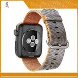 Сплетенные Nylon полосы вахты для Iwatch, сплетенные Nylon планки для вахты Apple, спорта запястья руки соединения 38mm/42mm для полосы вахты Apple