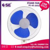 16 Zoll-querer niedriger Standplatz-Ventilator mit LED-Licht (FS-40-S002)
