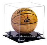 Nuovo nel caso di visualizzazione acrilico di pallacanestro della casella