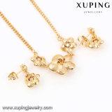 63952 Bloem van de Juwelen van de manier 18k de Gouden Geplateerde die voor Moederdag wordt geplaatst