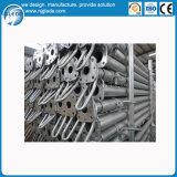 三脚が付いている表の型枠サポート鋼鉄支柱