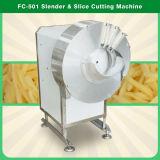 Automático de jengibre fresco, bambú corte de la máquina FC-501