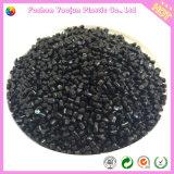 Masterbatch nero per la materia prima di plastica dei pp