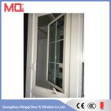 Окно Casement PVC 3 панелей втройне