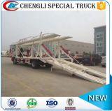 China Dongfeng Euro3 15ton camião de plataforma de reboque de mesa