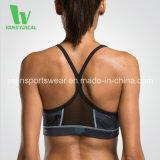 Nuovo reggiseno di appoggio sexy caldo nero di sport della fabbrica di modo all'ingrosso dell'OEM