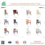 Le bois neuf de baquet de meubles d'hôtel du modèle 2017 imitent la présidence pour diner