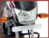 Motorrad zerteilt Motorrad-Anzeiger, Winker Lampe Bajaj Platina100