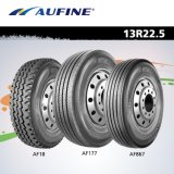 Aufine 315/80r22.5 Af88 TBR Reifen für Ochsen, Laufwerk und Trialer Position