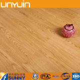 Patrón de la moda de madera del grano de PVC Suelo