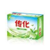 Jabón de la carrocería del té verde de la fábrica del OEM, fabricante del jabón