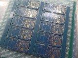 La inmersión de 4 capas de PCB de oro de circuito impreso con Máscara azul