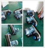 Ventilateur élevé de centrifugeur de flux d'air d'étape de Singel