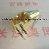 Il motore elettrico spazzola la fabbricazione in Cina