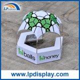 Легкий шатер купола установки 3m шестиугольный для промотирования
