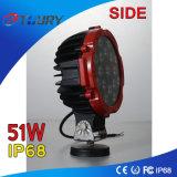 CREE LED feux de conduite 6pouce 51W Spot LED phare de travail du chariot