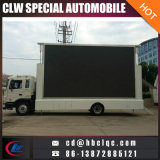 JAC Outdoor LED Mobile Stage Truck Affichage LED Mobile Vehicle