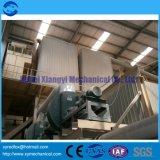 Planta da placa de gipsita - grande linha de produção da placa - maquinaria ultramarina da placa
