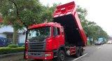 Camion de dumper de JAC 6X4 de la capacité de charge 20-30