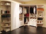 غرفة نوم مقصورة [ولك-ين] ميلامين خزانة ثوب