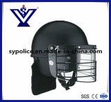 Anti-Riot/Riot capacete com grade (SYSG-206)