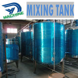 El tanque de alta velocidad sanitario del mezclador del acero inoxidable