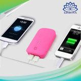 5V 2A de Dubbele Snelle het Laden USB Bank van de Macht voor Mobiele Telefoons