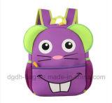 Симпатичный Backpack школы неопрена SBR смешной для мешков детей