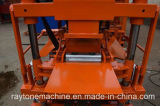Bloc automatique de la saleté Qts1-10 faisant la machine de brique d'argile de machine