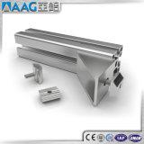 Profil en aluminium d'extrusion personnalisé par OEM selon le retrait