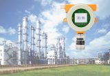 Alarma de gas industrial del uso del cnh montado en la pared fijo