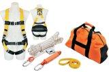 Gelbe Sicherheits-kletternde Verdrahtung Cer-en-12277 für Bergsteigen-Rettung