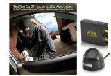 GPS vehículo Tracker con motor-Cut y restauración de alarmas por SMS GPRS