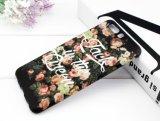 검은 딸기 Z10/Keyone를 위한 인쇄 디자인을%s 가진 주문 이동 전화