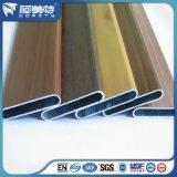 Perfis de alumínio para perfuração de madeira para construção de janelas