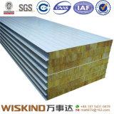 Feuerbeständiges Rockwool Wolle-Zwischenlage-Panel für Wand/Dach