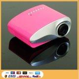 Yi-800 портативные миниые люмены Beamer репроектора 60 классик СИД миниые для VGA AV ATV Projetor USB кино HDMI киноего TV видео- домашнего