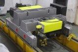 grue électrique d'élévateur de câble métallique de double poutre de type européenne de 30/10ton Angleterre