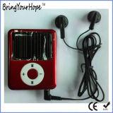 مصغّرة شمعيّة [فم] راديو مع سماعة ([إكسه-فم-007])