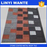 Камень с покрытием металлической крышей плитки для Гана и Кения