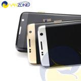 100% испытало для золота цифрователя экрана касания индикации края G935 G935f G935A G935fd G935p LCD галактики S7 Samsung голубого белого