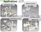 Parti di metallo dell'OEM MIM usate per i connettori di cavo ottico della fibra