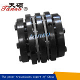 Accoppiamento materiale d'acciaio del disco di Ts3zd mini doppio