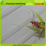 셔츠 고리를 위한 T/C 직물을 행간에 어구를 삽입하는 도매 의복 부속품