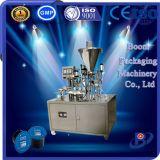 Roterend Type - 2 het Vullen Hoofd Automatische het Vullen van het Poeder van de Koffie/van het Poeder van de Thee Verzegelende Machine