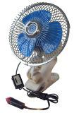 DC 12V 6 인치 Gimbal 클립을%s 가진 전류를 고주파로 변환시키는 차 팬