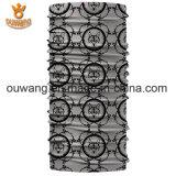 Sweat à l'extérieur de haute qualité en polyester absorbant extensible Bandana imprimée Paisley