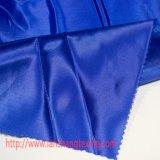 Da tela brilhante positiva da tela do íon da tela do poliéster tela química para a matéria têxtil da HOME da cortina do vestido do vestuário